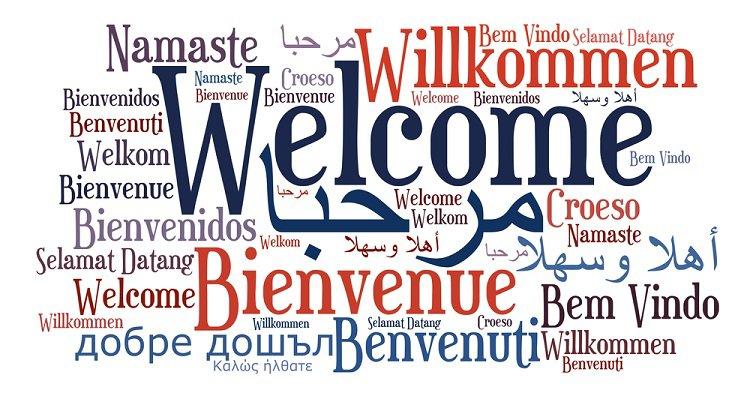Bienvenue ! Faites comme chez vous ;)