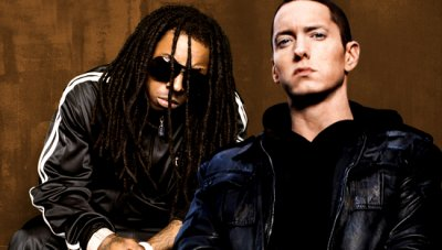 Drop The World by Lil' Wayne and Eminem....this song makes a lot of sense now...