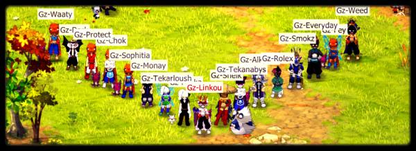 Bienvenu sur le blog de la Team Gz