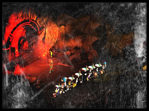 L'hypogée de l'obsidiantre