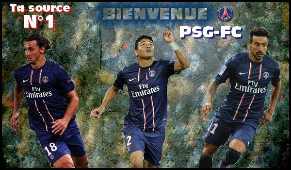 Bienvenue sur PSG-FC