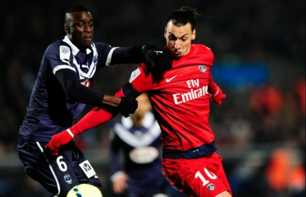 Résumé Bordeaux - Paris Saint-Germain
