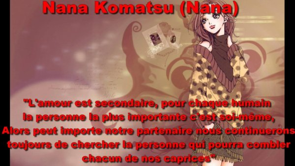 citation anime