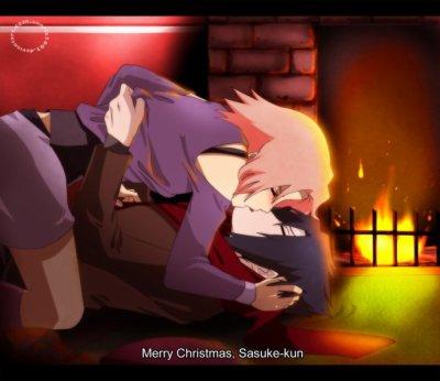 Mon premier Noël avec les Uchiwa