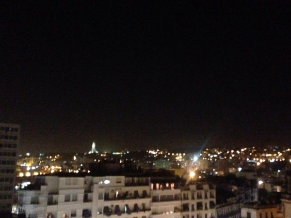 Alger by night