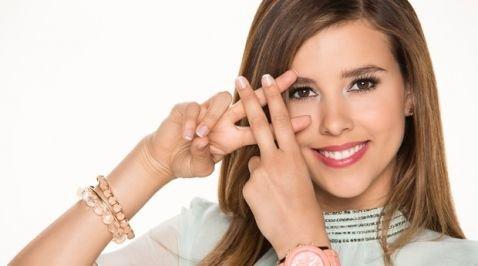 """Cette photo  ne vient pas de <<Soy Luna>> , sa vient d'une série intitulé """"Mi Corazon Es Tuyo """" dont Paulina joue"""