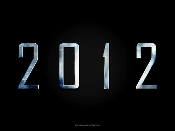 LE 2012 SERA L'ANNÉE DE.....?