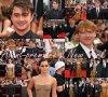 Lundi 11 Juillet - Avant-première de Harry Potter & les Reliques de la Mort Partie 2 à New York avec Daniel, Emma, Rupert, Tom & Matt + Interview de Emma & Rupert sur le tapis rouge.