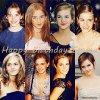 Dimanche 15 Avril - En ce 15 Avril, on fête l'anniversaire de notre Emma Watson mondial qui fête ses 22 ans et la demoiselle a décidé de le fêter au festival Mulberry Bbq Pool Party At Coachella.