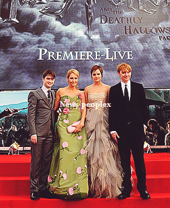 "~ ""You two. I love you. I really do."" — Rupert on Emma and Dan ♥ ~"