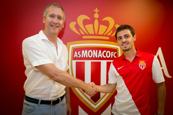 Monaco : un espoir portugais en prêt