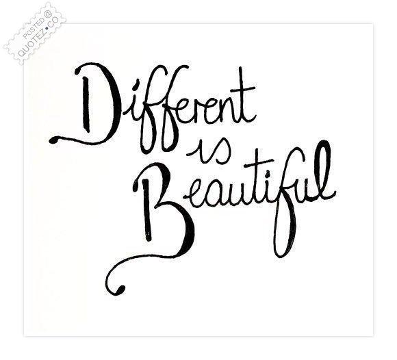 Mes différences font ma force.