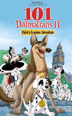 101 Dalmatiens 2 Sur La Trace Des Heros Titre Original 101