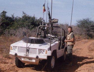 Restore Hope Somalie 1993