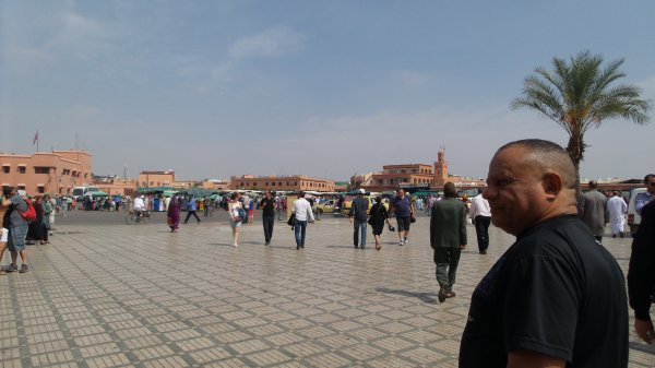 Marrakech vendredi 18 avril 2014 12:29