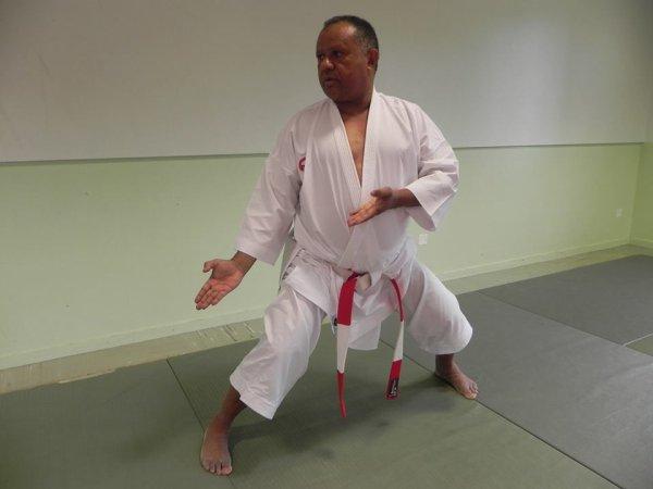 Karaté kata: cours de lundi à IKS