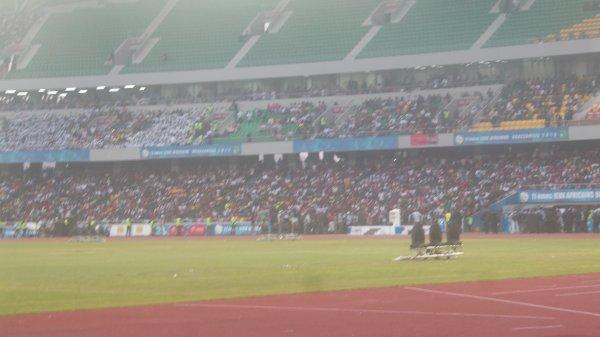 Jeux AFRICAINS 2015 à BRAZZAVILLE
