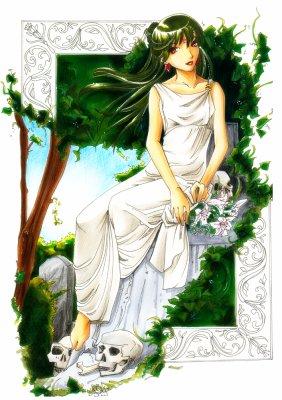 Bonne fête Setsuna *^_^*