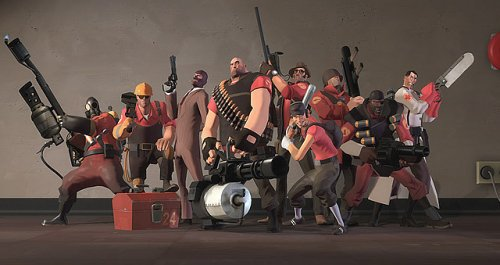 Ma nouvelle obsession - Team Fortress 2