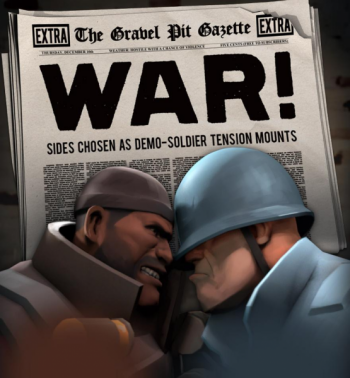 Team Fortress 2 - Les Comics