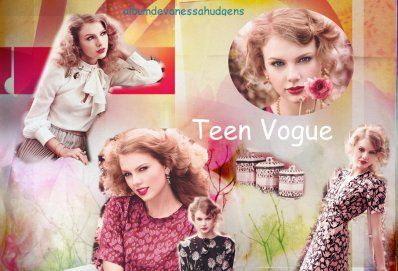 Taylor swift Teen Vogue 2011