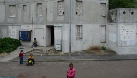Cité Rose Pierrefitte Sarcelles
