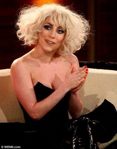 Lady Gaga : 7ème femme la plus influente !