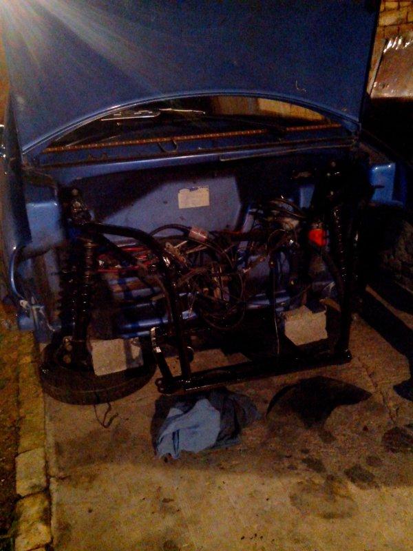 chassis cassé