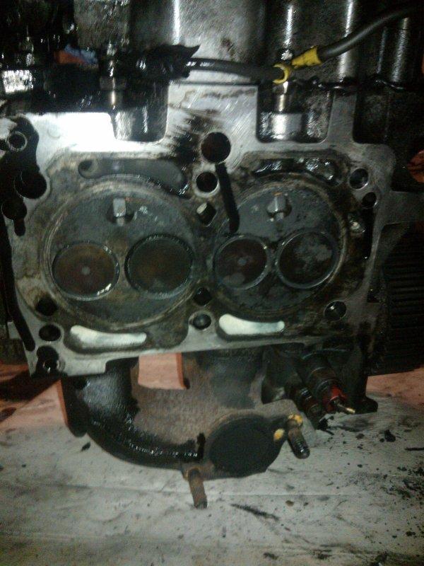 détails moteur Lanbardini