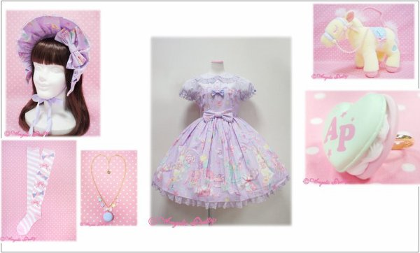 Angelic pretty!
