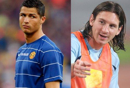 Ronaldo - Messi : duel au sommet