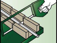 couper un tube métal facilement