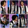 Siwon en train de filmer l'émission chinoise Happy Camp le 22 Septembre 2009