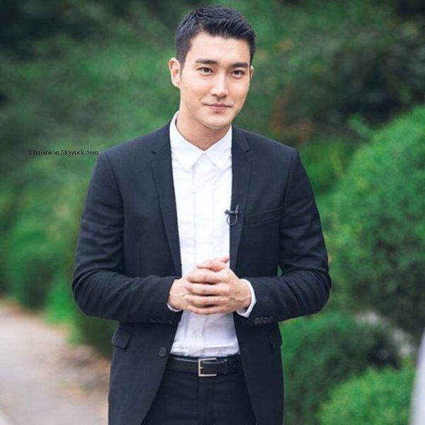 Siwon a été vu passant du temps avec son leader Leeteuk