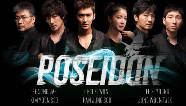 Fiche Drama Poseidon avec Siwon