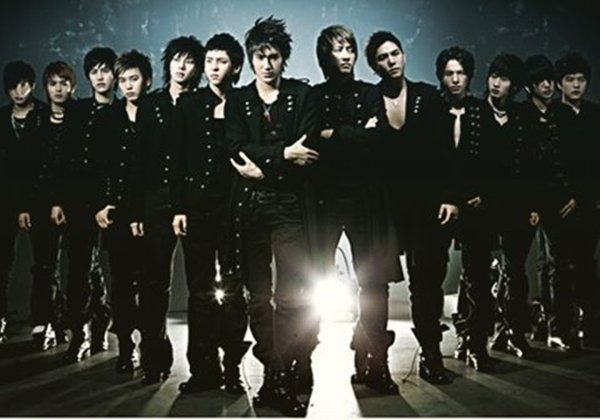 Happy 11 anniversaire Super Junior