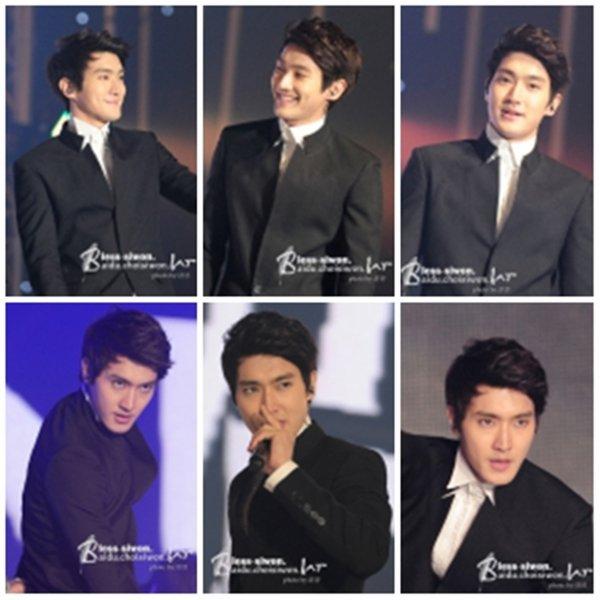 Siwon au PD Radio Concert en 2011