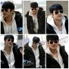 2012/03/05 Siwon A l'aéroport d'Incheon (Pour le Japon)