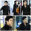 Siwon a l'aéroport d'Incheon pour le Hong Kong le 15 Mars 2013