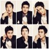 Photoshoot de Siwon pour le magazine Vogue de 2012