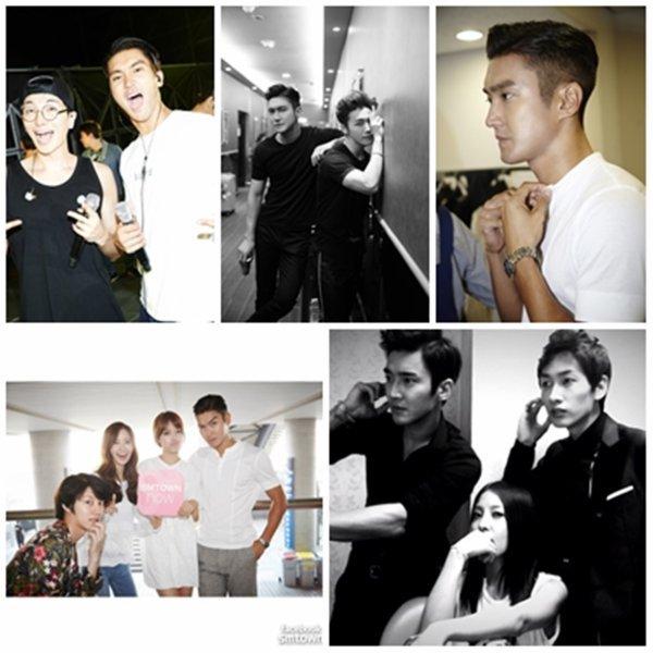 Siwon lors du SMTOWN World Tour a Seoul le 16 aout 2016