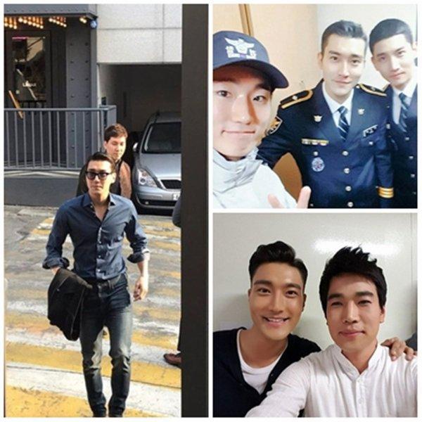 Siwon sur le compte weibo de sa soeur