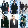Super Junior Fashion Show Event a  Incheon Airport pour le mexique pour les 8 ans du groupe nomevre 2013