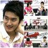 Siwon et Donghae interview dans une émission en Thaïlande le 22 Avril 2008