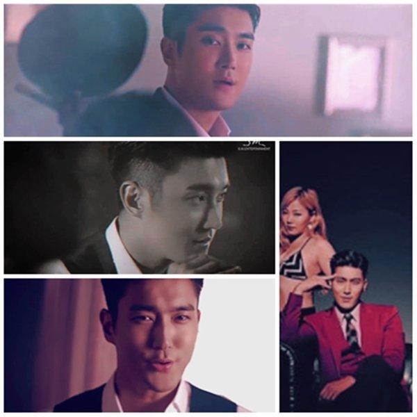 Siwon sur le compte Instagram de Ee_zz