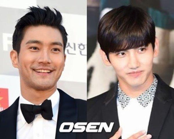Siwon (SUPER JUNIOR) et Changmin (TVXQ) finissent leur service militaire la semaine prochaine