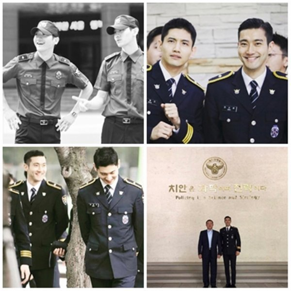 siwon a poster des photos sur son compte instagram avec changmin et son p re ta source d. Black Bedroom Furniture Sets. Home Design Ideas