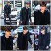 Siwon arrivant a une fête celebrant la fin de son drama Un journaliste a dit que Siwon a gardé sa tête vers le bas jusqu'à ce qu'il est entré dans le restaurant il a brievement  leve les yeux pour saluer les fans present et on le voyait qu'il n'été pas vraiment a l'aise