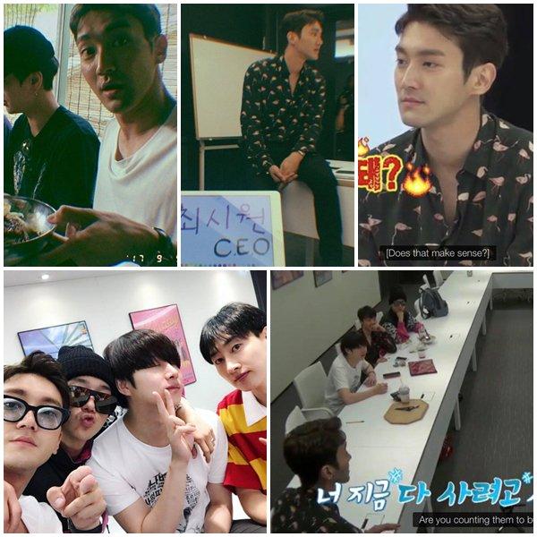 Siwon de retour dans SJ Return voici les photos