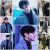 Siwon a été vu arrivant a l'aéroport d'Incheon pour le Hong Kong pour le Super Show 7 avec les membres de son groupe